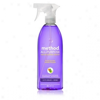 Method All-purpose Superficies Cleaner, French Lavender Scent
