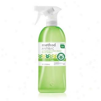 Method Antibac, Antibqcterial Kitchen Cleaner, Lemon Verbena