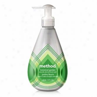 Method Gel Hand Wash - Designed For Good, Botanical Garden