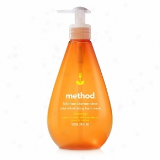 Method Kitchen Odor-eliminating Hand Wash, Clementine