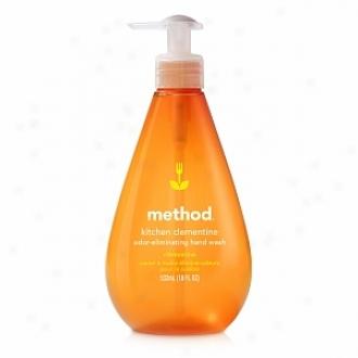 Method Kitchen Odor-eliminating Hand Wash, Clementine
