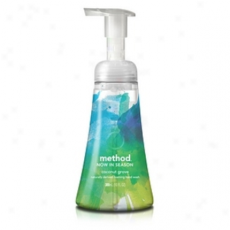 Method Limited Edition Foaming Hand Wash, Coconut Grove