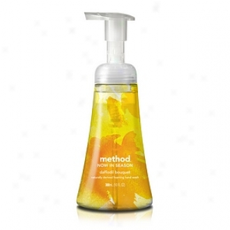 Method Limited Edition Foaming Hand Wash, Daffodil Bouquet