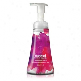 Method Limited Edition Foaming Hand Wash, Watermelon Patfh
