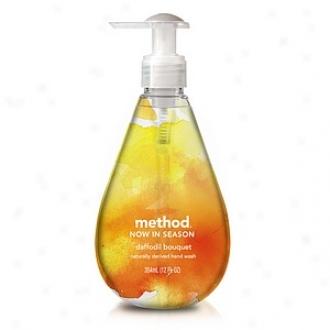 Method Limired Edition Gel Hand Wash, Daffodil Bouquet