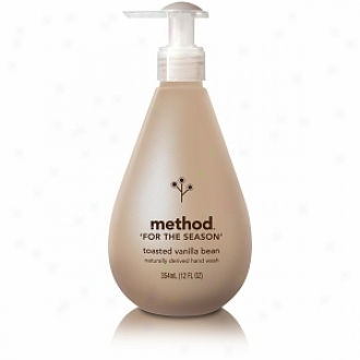 Method Limited Edition Gel Hand Wash, Toasted Vanilla Bean