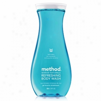 Method Oceanic Naturals Refreshing Body Wash, Sea Minerals