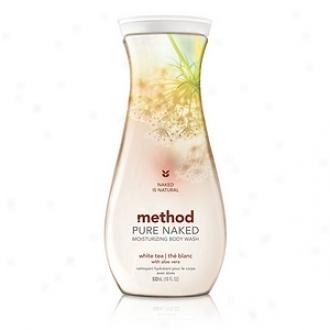 Order Pure Naked Moisturizing Body Wash, White Tea With Aloe Vera