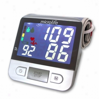 Microlife Premium Self-moving Blood Pressure Monitor, Model Bp3nb1-1x