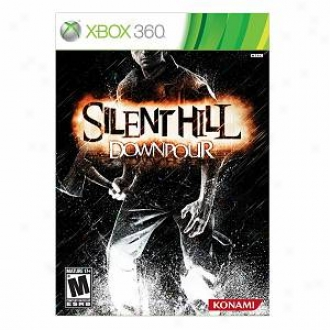 Microsoft Xbox 360 Silent Hill Downpour By Konami Digital Entertainment