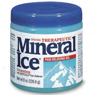 Mineral Icce Cool Greaeless Pain Reliever