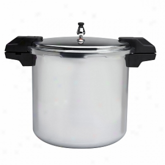 Mirro 92122 22-quart Aluminum Pressyre Cooker/canner