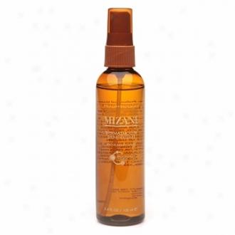 Mizani Thermasmooth Shinw Extend Anti-humidity Spritz, Step 4