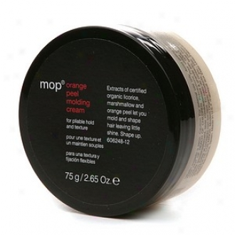 Mop Orange Peel Molding Cream For Compliant Hold And Texture