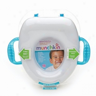 Munchkin Deluxe Potty Seat, 12+months, Colors Will Varyvary