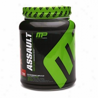 Musclepharm Assault Pre-performance Amplifier, Raspberry Lemonade