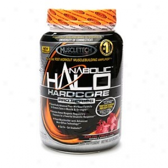 Muscletech Anabolic Halo Hardcore Pro Series, Arctic Fruit Punch