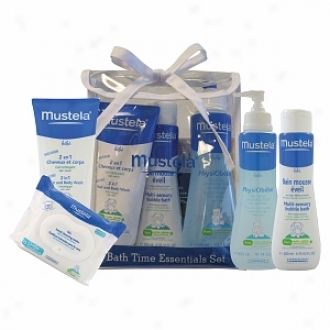 Mustela Bath Time Essential Set, 5 Piecces