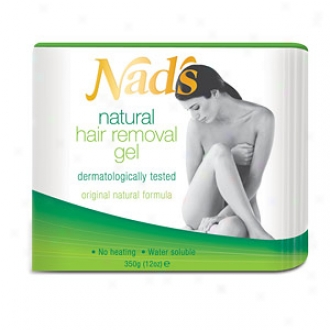 Nad's No-heat Hair Removal Gel