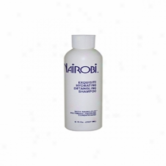Nairob Exquisite Hydfating Detangling Shampoo For Unisex - 8 Oz