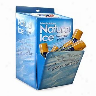 Natural Ice Medicated Lip Protectant /sport Sunscreen, Spf 30, Multi-pack