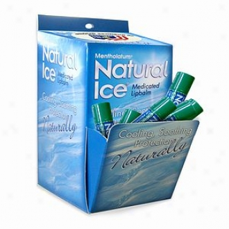 Natural Ice Medicated Lkp Protectant/sunscreen Spf 15, Multi-pack, Original