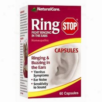 Naturalcare Ringstop Capsules