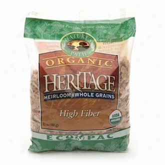 Nature's Path Organic Heritage Cereal, Heirloom Whole Grains