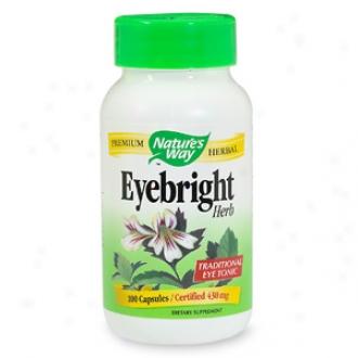 Nature's Way Eyebright Herb, Capsules