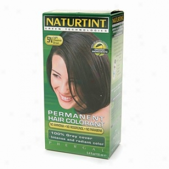 Naturtint Permanent Hair Colorant, 5n- Light Chestnut Brown