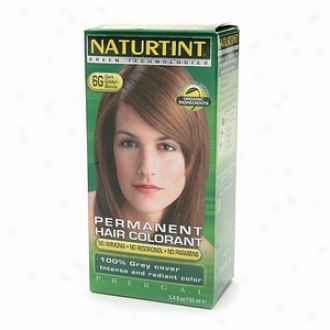 Naturtint Permanent Hair Colorant, 6g- Dark Golden Blonde