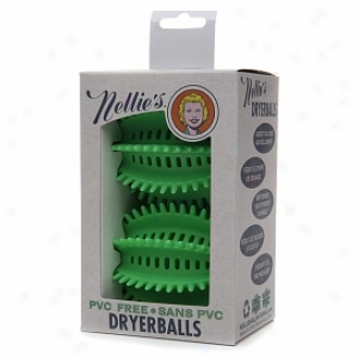 Nellie's All Natural Pvc Free Dryerballs
