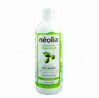 Nellia Fortifying Olive Oil Conditioner For Normal Hait