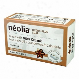 Neolia Hydra-plus Inca Inchi Oil Soap For Sensitive Skin