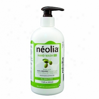 Neolia Hydra-prevention Olive Oil Hand Wash 2 In 1 For All Skin Types