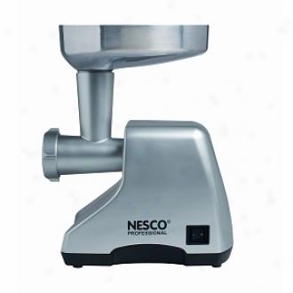 Nesco American Ingathering 400 Watt Cast Aulminum Food Grinder Fg-400pr