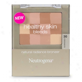 Neutrogena Healthy Skin Blends Natural Radiance Bronzer, Sunkissed 30