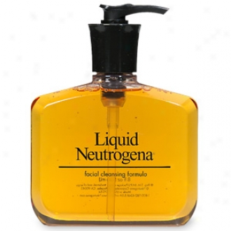 Neutrogena Liquid Neutrogena, Facial Cleansing Formula, Fragrance Free