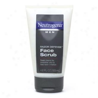 Neutrogena Men Razor Defense, Daily Face Mean