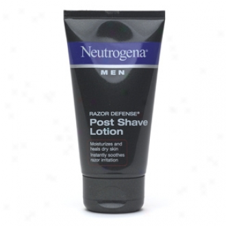 Neutrogena Men Razor Defense, Face Lotion