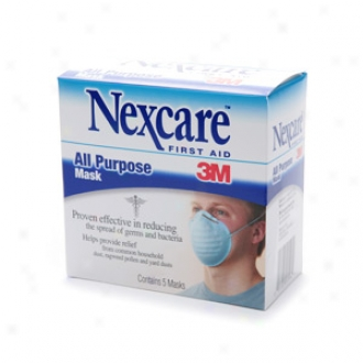 Nexcare Mask, All Purpose