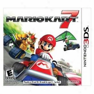 Nintendo 3ds Mario Kart 7 By Nintendo