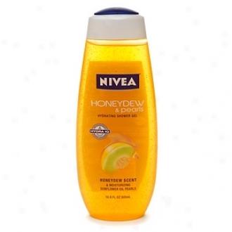 Nivea Honeydew & Pearl Hydrating Shower Gel, Honeydew