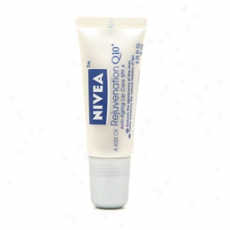 Nivea Edge Care A Kiss Of Rejuvenation Q10+, Anti-aging Edge Care Spf 4