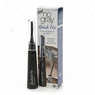 No Gray Quick Fix Instant Touch-up For Gray Roots, Dark Blond