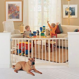 North States Widestairway Swing Gate Fits Openings 46inch 63inch Ns4638