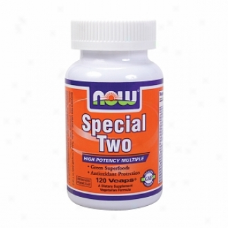 Now Foods Special Pair Multiple Vitamin, Vegetarian Capsules
