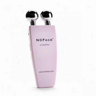 Nuface Facial Toning System, Limited Edition Pink