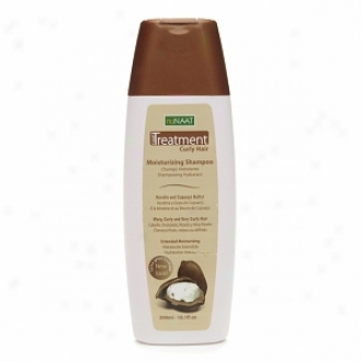 Nunaat Naat Treatment Curly Hair Moosturizing Shampoo