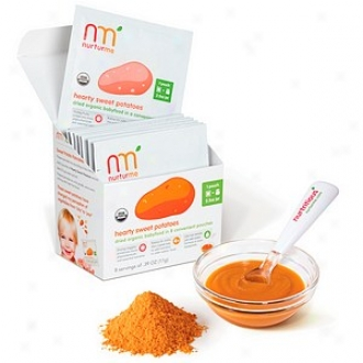 Nurturm Dried Organic  Baby Food In Pouches,  4+ Months, Hearty Sweet Potato